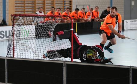 Leimi mittels Penalty erfolgreich gegen Knoll